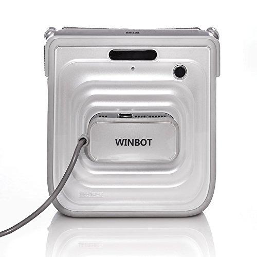 Ecovacs W730 Winbot Fensterreinigungs-Roboter Vakuum Ansaugmechanismus mit Fernbedienung
