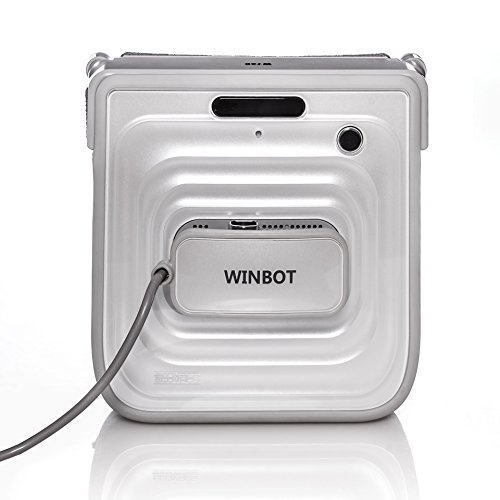 41+fqhhesOL - Ecovacs W730 Winbot Fensterreinigungs-Roboter Vakuum Ansaugmechanismus mit Fernbedienung
