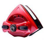 S-t-x 8-30mm Fensterputzer-Roboter Glide Magnetischer Fenster Reiniger Home 8-Gang-Tuning Fensterputzroboter Haushaltsgeräte Scheibenwisch Roboter (Color : Red5-24mm)